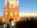 вот она ваша стена: поверх неё - особая ЖЕСТЬ АХАХАХ **Лалочка в Кремле.