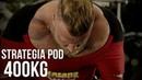 Grzegorz Wałga: Moje programowanie treningu pod 400kg - KFD