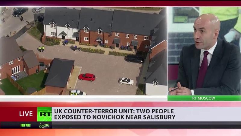 Großbritannien: Verwirrung um angeblich erneute Nowitschok-Vergiftung