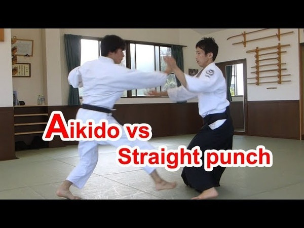 Aikido vs Straight punch Possibility of Aikido