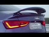 Audi A3 Clubsport Quattro Concept 525HP