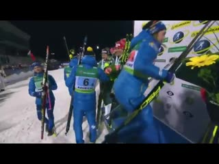 We wave goodbye from the OECH19 in Minsk-Raubichi with the Mixed Relay medal ceremony for .mp4