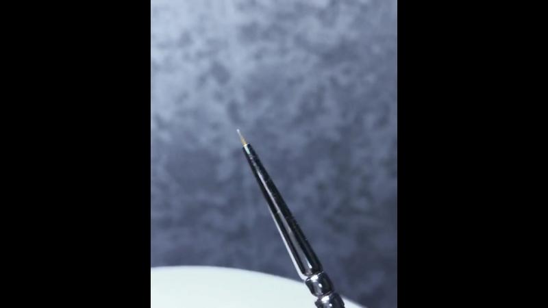 Кисть для прорисовки тонких линий y00 от luxio В наличии 🏡 Симферополь, Турецкая 15 📞 8-978-886-71-81 *  luxiogelcrimea luxio