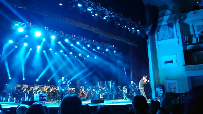 Oomph! - Labyrinth live in Kyiv with Symphony Orchestra