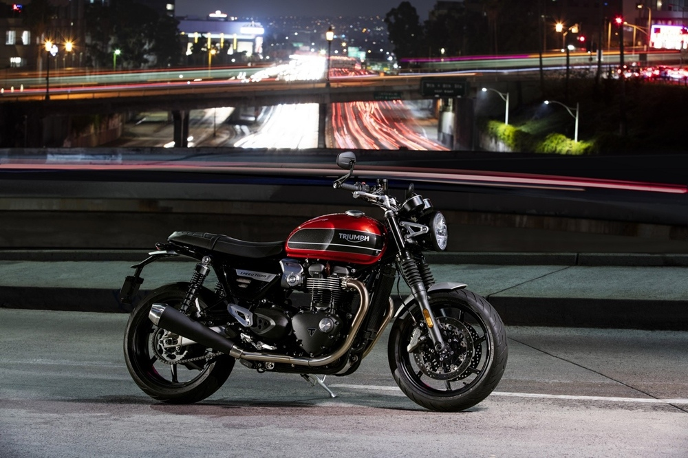 Компания Triumph отзывае 726 мотоциклов Speed Twin 2019