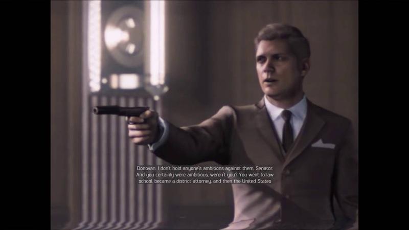 Mafia 3 - Donovan Secret Ending - JFK Assassination