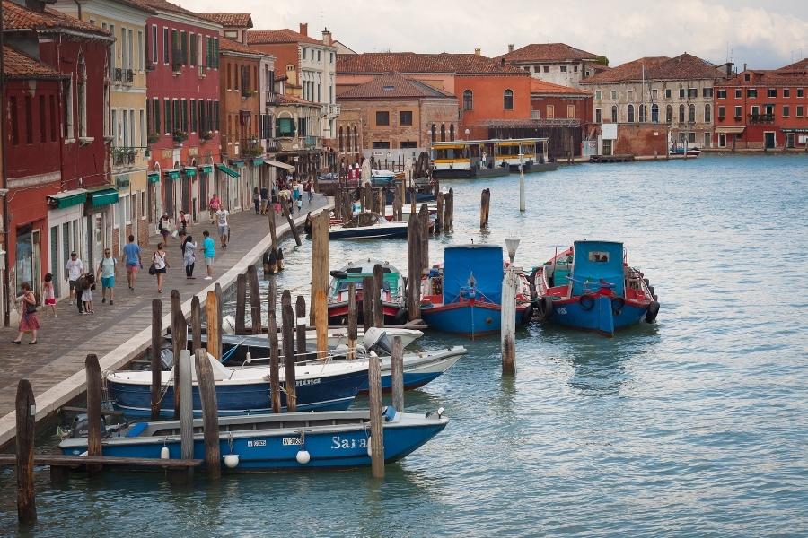 01SFovw5sZ8 Мурано остров в Италии (Венеция).