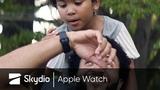 Skydio R1: Introducing Apple Watch App