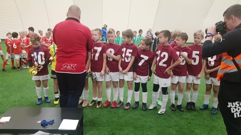 One Day Junior Cup среди команд 2008 г.р. (U10). Арена ФОЦ Сосновка. (30 сентября 2018)
