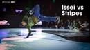 Issei vs Stripes stance Silverback Open 2018
