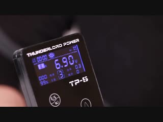 Tattoo Power Supply TP-186