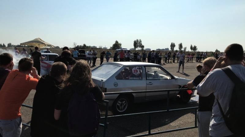 Serpukhov Drag Racing Club — Live