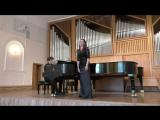 Моцарт В.А. Ария Сюзанны из оперы