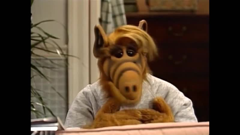 Alf Quote Season 4 Episode 11_Не сердись