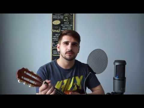 Shawn Mendes – Three Empty Words (KALĀBA ukulele cover)