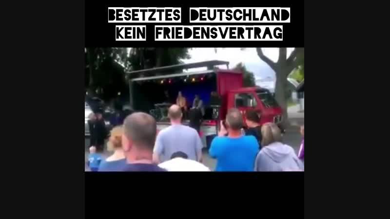Deutschland hat bis dato keinen multi-lateralen Friedensvertrag_Xavier Naidoo