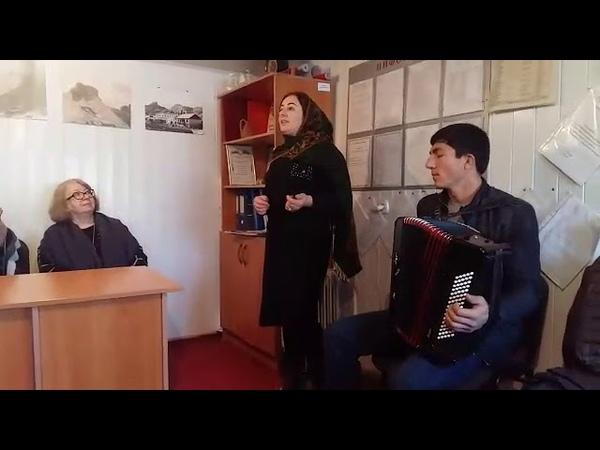 Пирдауз и Абдусамад даргинская душевная песня