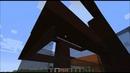 Строю дом в стиле ХАЙ ТЕК в майнкрафт часть 1-ая