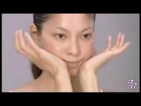 Японский массаж лица асахи с музыкой без комментариев