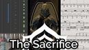 Howl All You Want / Old Friend (The Sacrifice Login) - Warframe OST (Piano Cover Synthesia)