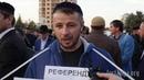 Пикет против соглашения о передаче земель Сунженского района