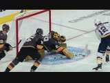 Marc-Andre Fleury makes two gorgeous saves