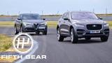 Fifth Gear Shoot Out Jaguar F-Pace Vs Alpha Romeo Stelvio