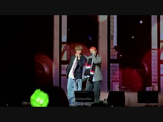 [fancam] 180928 Mark & Haechan (NCT) - Billionaire @ NCT DREAM SHOW D-1
