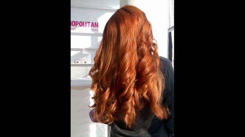 обожнюю руде волосся 💥
