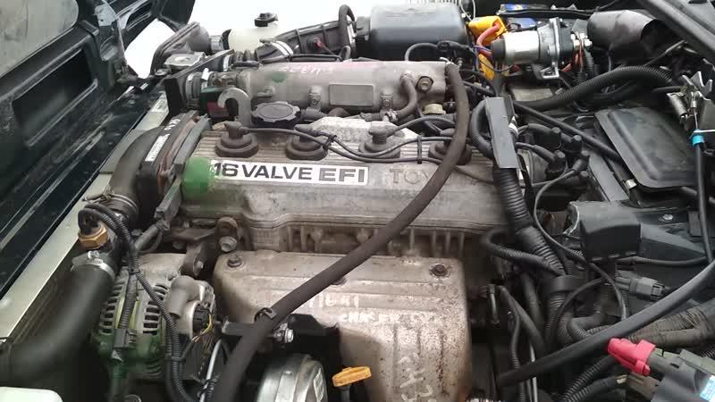 Нашли проблему с нехваткой мощности мотора 4sfe установленного на Ниве