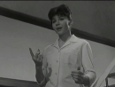 советская трудовая песня на голливудский манер) х/ф Всё для вас (1964)