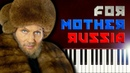 10 GLORIOUS Russian Folk Songs on Piano! CYKA BLYAT!!