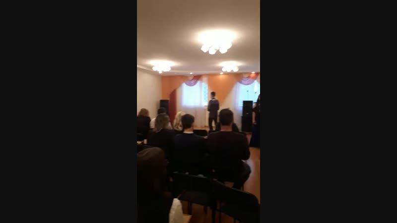 Сагдатов Фидан награда Республиканского конкурса ЭТАЛОН