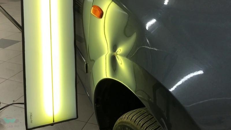 Lada Granta, ремонт по технологии PDR/DOL