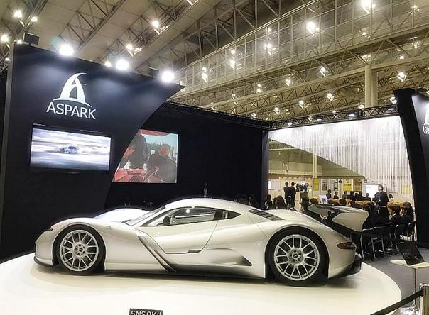 Создатели самой быстрой японской машины хотят установить рекорд Нюрбургринга Электрогиперкар Aspar Owl разгоняется до «сотни» за 1,9 секундыЯпонская компания Aspar хочет установить новый рекорд