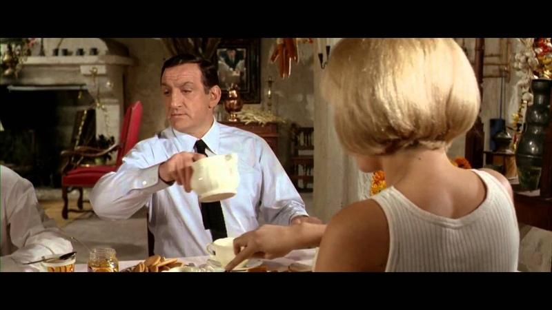 Ne nous fâchons pas (1966) - Je suppose qu'on va encore avoir une belle journée de détente