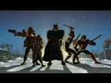 BATMETAL FOREVER (Batman, Robin, Batgirl, Nightwing)