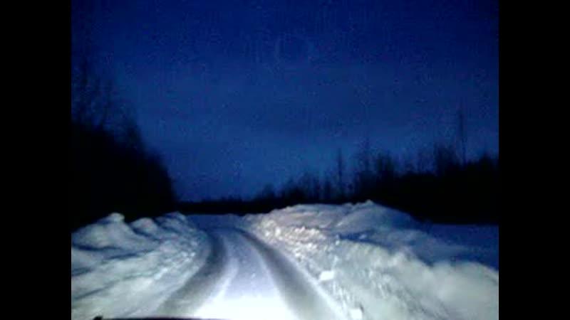 дорога в Тойму через 44 и Павлово
