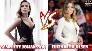 Scarlett Johansson vs Elizabeth Olsen | Transformation From 1 to 34 Years Old