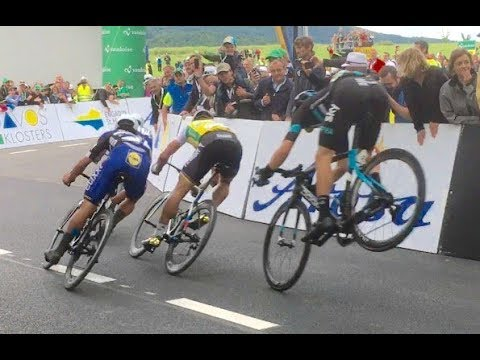 Top 10 Cycling WOW moments
