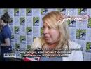 Интервью с Джули Плек 2 создатель сериалов Наследия, Древние и Дневники вампира на Комик Кон 2018, 21 июля РУС СУБ