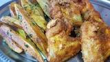 Острые Крылышки и Фри готовим в GFGRIL GFF - 051 W Compact. Gipsy cuisine.