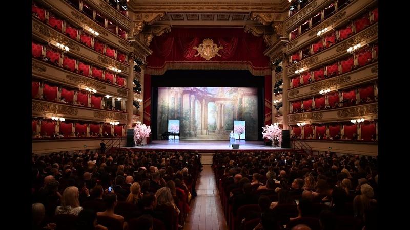 The Green Carpet Fashion Awards, Italia 2018