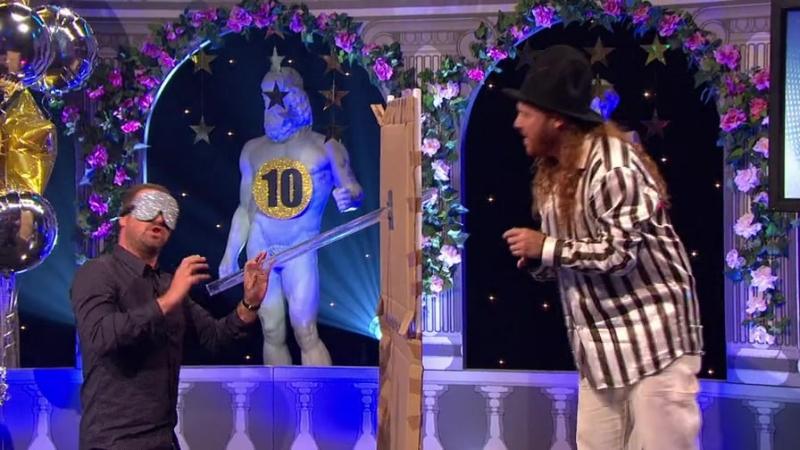 Celebrity Juice 20x01 - Dani Dyer, Danny Dyer, Jack Fincham, Paddy McGuinness