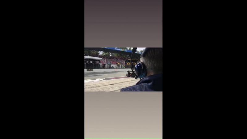 Kaka at Italian GP 2018 3