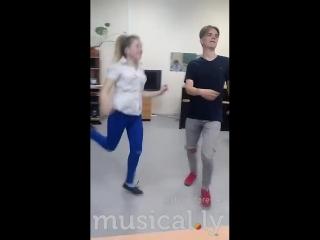 Наши танцы 3