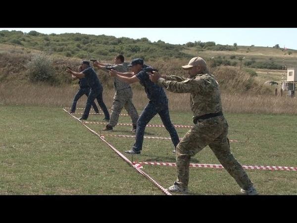 В Ставрополе завершились соревнования по стрельбе среди полицейских