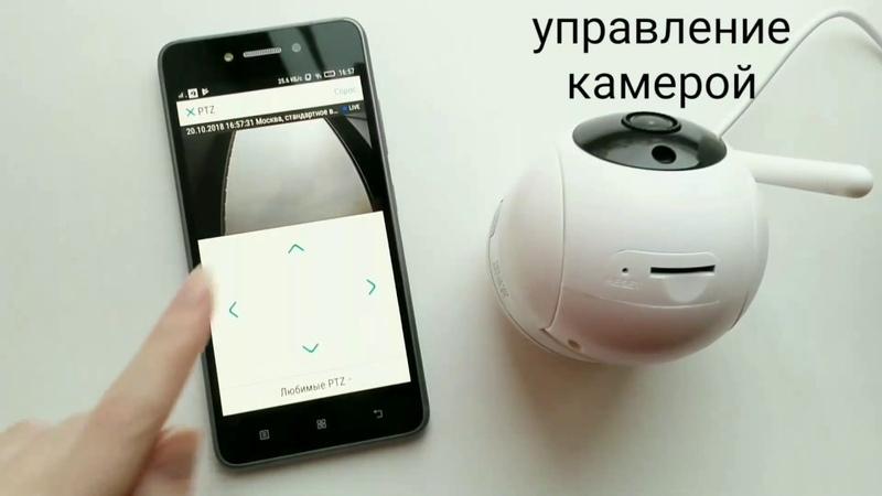 Камера видеонаблюдения с алиэкспресс