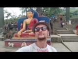 Непал, Катманду, Сваямбунатх - священная ступа