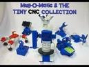 Mug-O-Matic the TinyCNC Collection- HackADayPrize2018